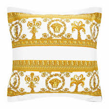 gold pillows luxury home accessories