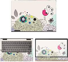 Amazon Com Decalrus Protective Decal Skin Sticker For Lenovo Yoga 730 13 13 3 Screen Case Cover Wrap Leyoga730 13 27 Electronics