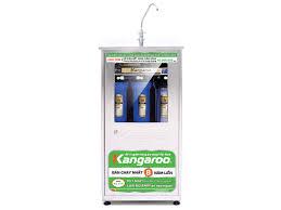 Máy Lọc Nước Kangaroo 9 Lõi Vỏ Tủ Inox Đèn UV KG109 - Điện máy 5 sao