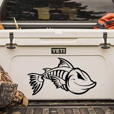 Mad Fish Decal In Decals Scoop It