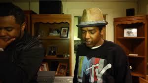 Prince Hakim - Webisode 2: In studio laying piano - YouTube