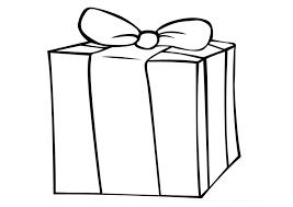Kleurplaat Cadeau Gratis Kleurplaten Cadeautjes