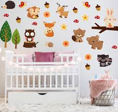 Big Deer Wall Decals For Nursery Elephant Ebay Mural Design Print Flowers Vinyl Floral Whitetail Vamosrayos