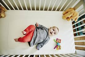 are crib per pads safe for baby