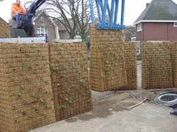 Pin By Christian Sandvig On Landscaping Ideas Sound Barrier Wall Sound Wall Noise Barrier