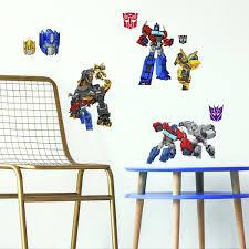 Transformers Wall Decals Wayfair