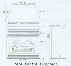 comfort glow vent free gas fireplace