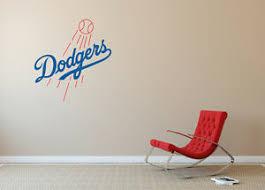 Los Angeles Dodgers Mlb Logo Vinyl Decal Sticker Wall Decal Sa108 Ebay