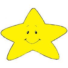 Disegno di Stellina con Sorriso a colori per bambini ...