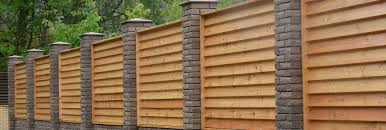 Denver Privacy Fences Cedar Picket Fence Materials Lumber Rmfp