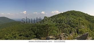 Bearfence Viewpoint Panorama Take Bearfence Mountain Stock Photo Edit Now 325329302