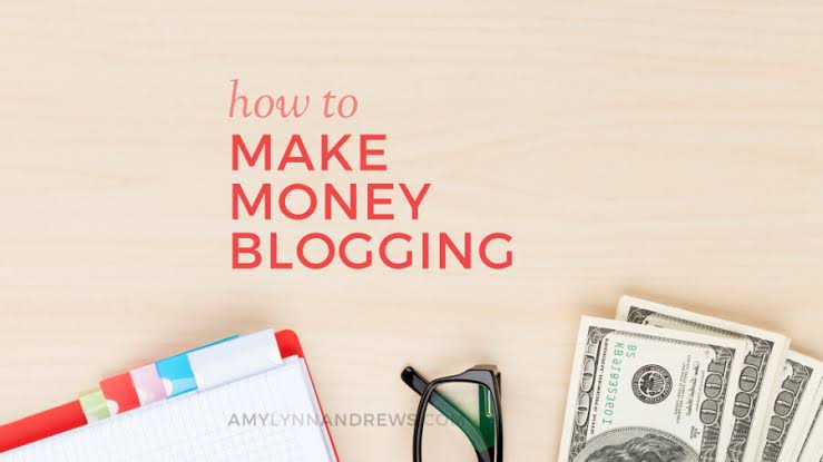 How to start your own blog and make money from it