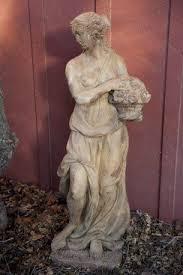 best of antique garden statues for