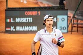 17-year-old Lorenzo Musetti earns first Challenger win for 2002 generation