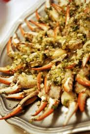 Marinated Crab Claws Recipe I LOVE CRAB ...