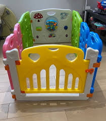 Cannons Uk Plastic Baby Playpen Fence In N20 Barnet For 45 00 For Sale Shpock