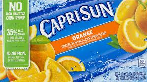 orange juice nutrition facts nutrition