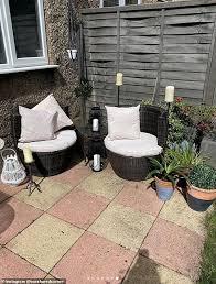 transforms dull concrete patio