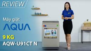 Máy giặt AQUA AQW-U91CT N giá rẻ, có trả góp