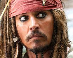jack sparrow sports a new scar in