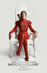 Hunger Games: Il canto della rivolta - Parte II, il nuovo poster ...