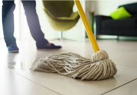 how to mop a floor the right way