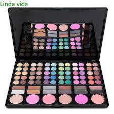 eye shadow disk earth color makeup