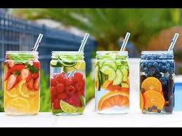 diy detox water cleanse your body