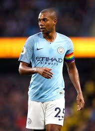Pep Guardiola confident Fernandinho will be fit for Man City clash with  Liverpool