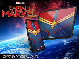 capn marvel wallpaper by iconfactory