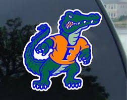 Florida Gators Decal Etsy