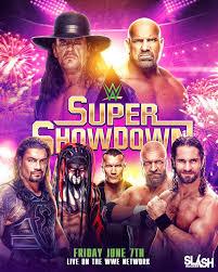 WWE Super Showdown 2019 - Do Vat HD - DoVatHD.com