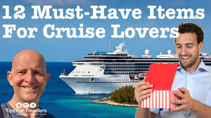 items and gifts for cruisers