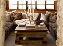 alpine country home decor ideas rustic