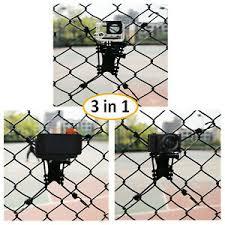 3 In 1 Chain Link Fence Mount For Gopro Action Cameras Digital Camera Smartphone Ebay