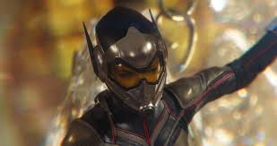 new ant man and the wasp images show