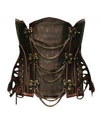 waist cincher underbust corset