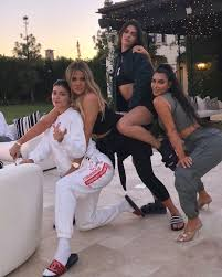 kardashians beauty glam team
