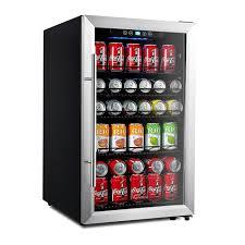 kalamera 150 can beverage refrigerator