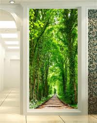 3d Wallpaper Custom Photo Non Woven Mural Wall Sticker 3d Forest Path Naked Eye Porch Painting Room Wallpaper For Wall 3d Wallpaper For Walls 3d 3d Wallpaperwallpaper For Walls Aliexpress