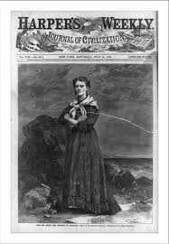 Amazon.com: Historic Print (L): Miss Ida Lewis, the heroine of ...