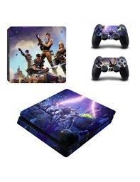 Battle Royale Ps4 Slim Skin Sticker Decal For Playstation 4 Console And Controller Skin Ps4 Slim Sticker Vinyl Stickers Ali Color Ysp4s 3246