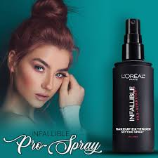 l oreal paris cosmetics infallible pro