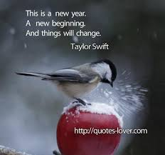 quotes about beginning a new year quotes