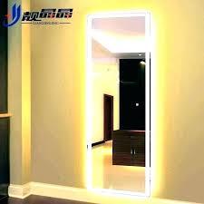 big wall mirror with lights brocki info