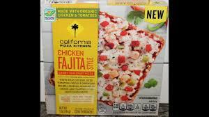 en fajita style crispy thin crust