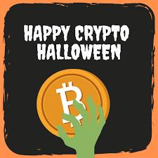 """Znalezione obrazy dla zapytania: cryptoart halloween"""""""