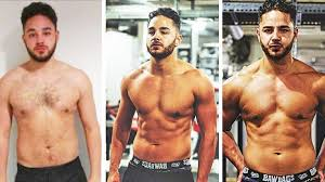 How Adam Thomas got ripped in just 12 weeks for the I'm a ...