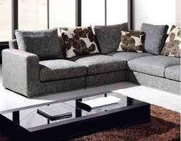 lshaped fabrics sofa set footsteps