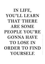 so true people you thought were your real friends people you